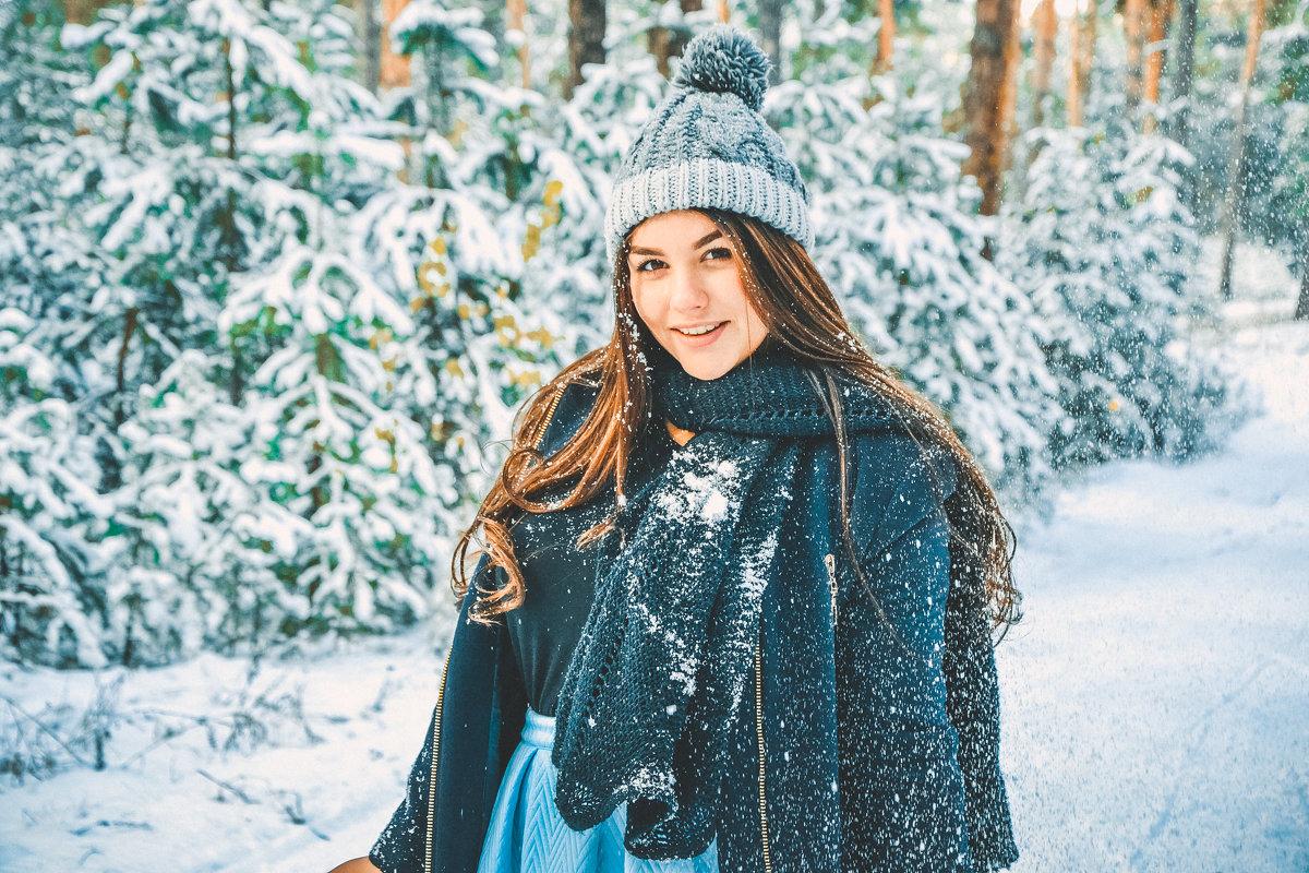 зимушка - Екатерина Смирнова