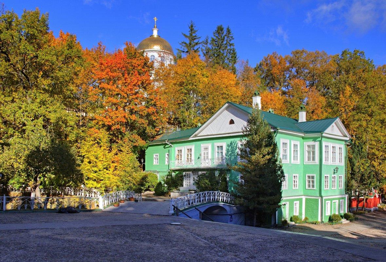 Псково-Печерский монастырь - Константин