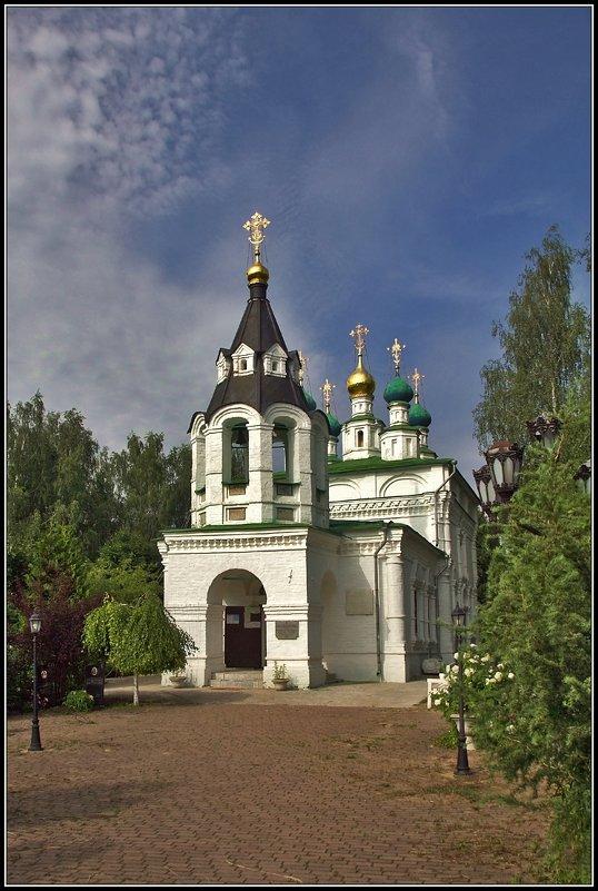 в Рождествено-Суворово - Дмитрий Анцыферов