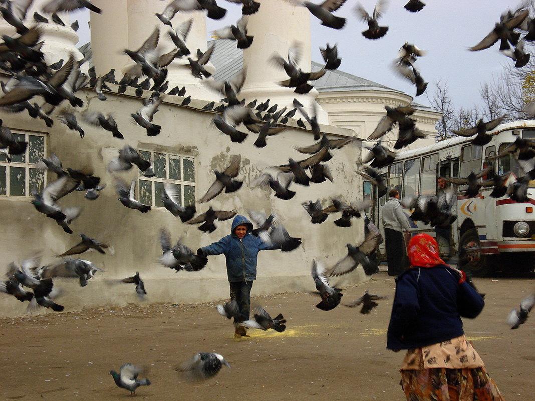 Летите голуби летите - Андрей Головкин