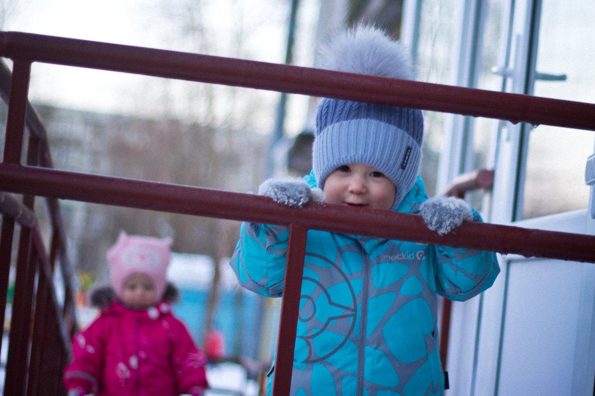 Зимние прогулки - Надежда Авершина