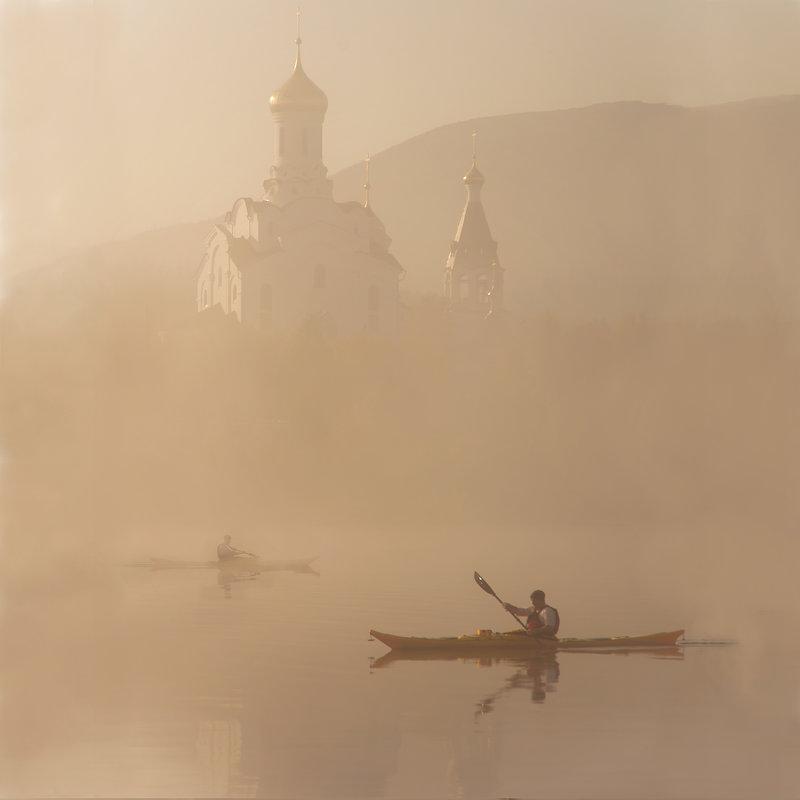 Игорь Чубаров - Туман - Фотоконкурс Epson