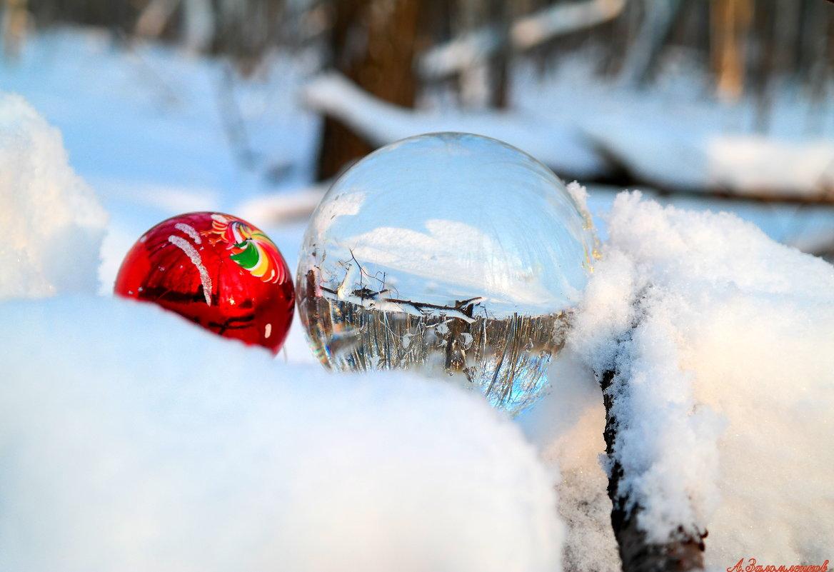 Волшебство зимы.. - Андрей Заломленков