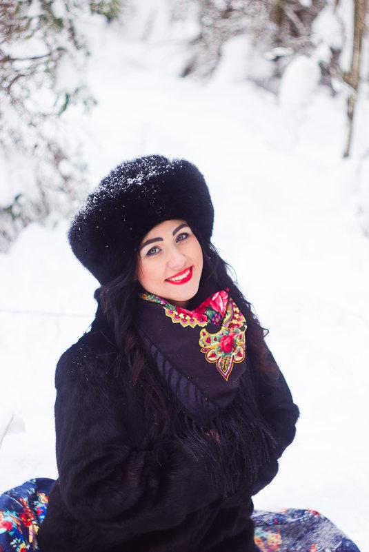 Наша красавица - Арина Cтыдова