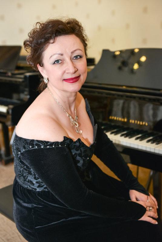 Перед выступлением - Алёна Михеева
