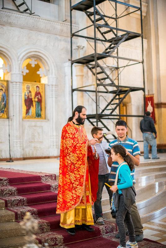 Собор Самеба  (Собор Святой Троицы ) - Сергей Михайлов