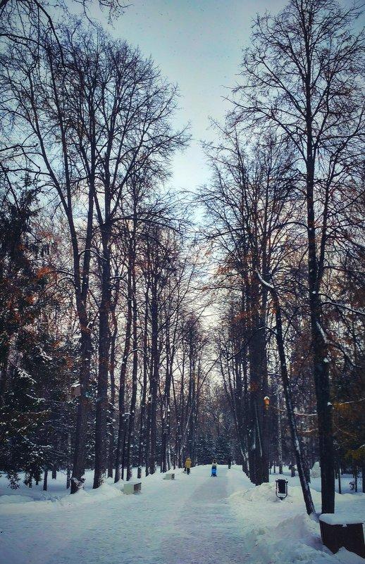 Парк Победы, Казань - Parshutin