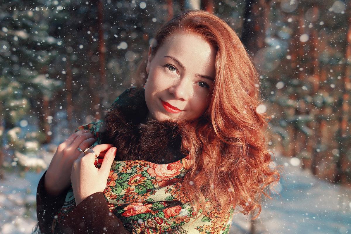 Наташа - Александра Булыгина