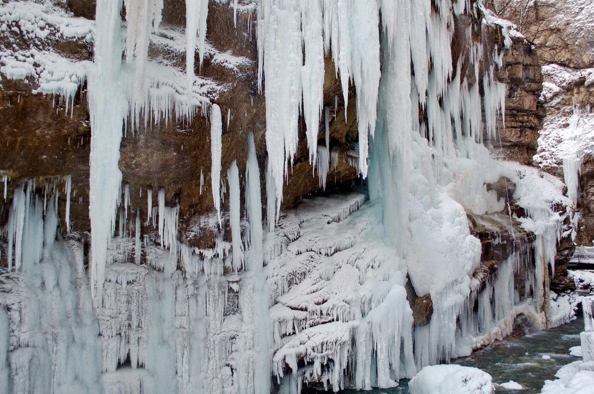 Чегемский водопад - Vladimir Lisunov