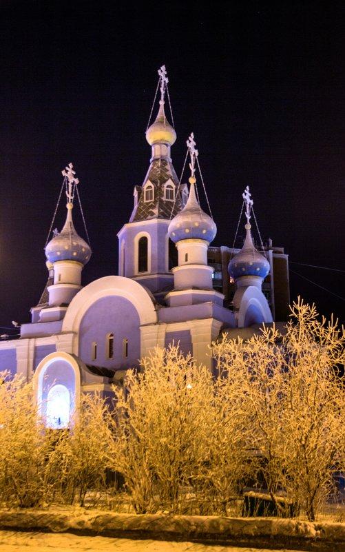 Норильская церковь - Ильяс