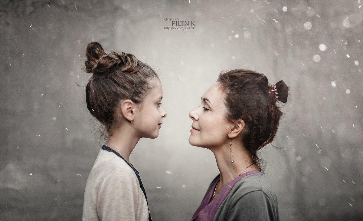 Дочь и мама - Сергей Пилтник