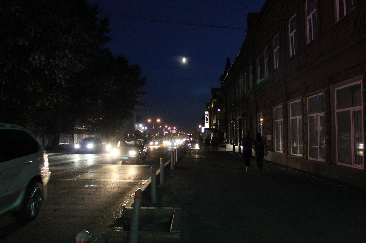 Ночной город - Валерий Конев