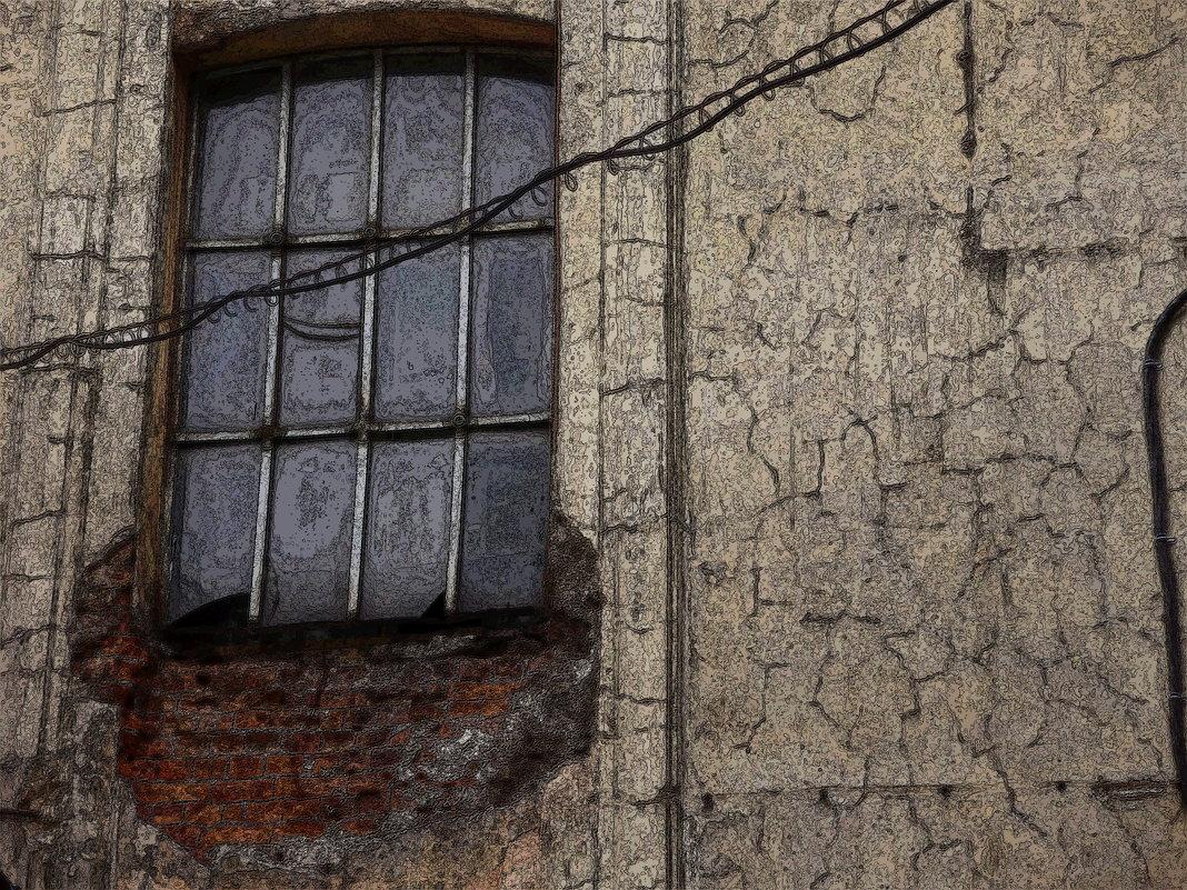 окно во двор - Наталья Сазонова