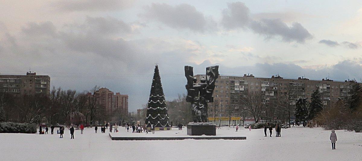 Площадь Плевен. Ростов - Николай Семёнов