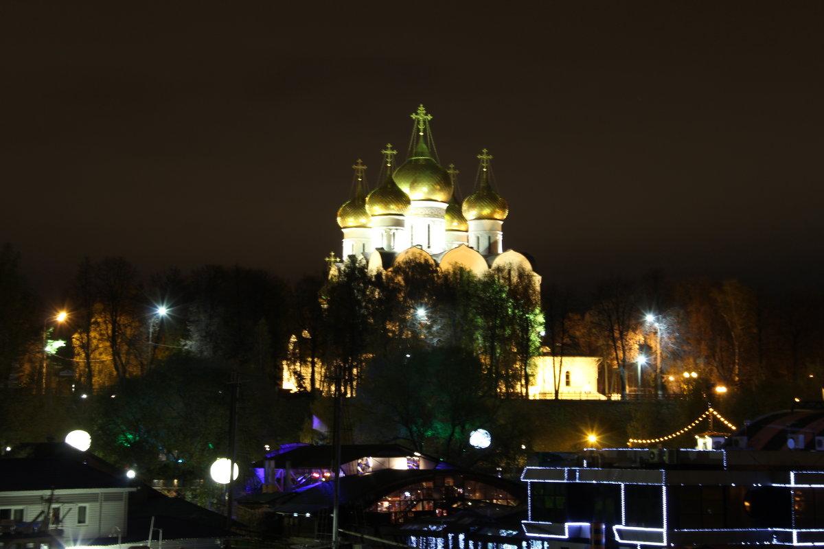 ночной Ярославль - Чернова Анна