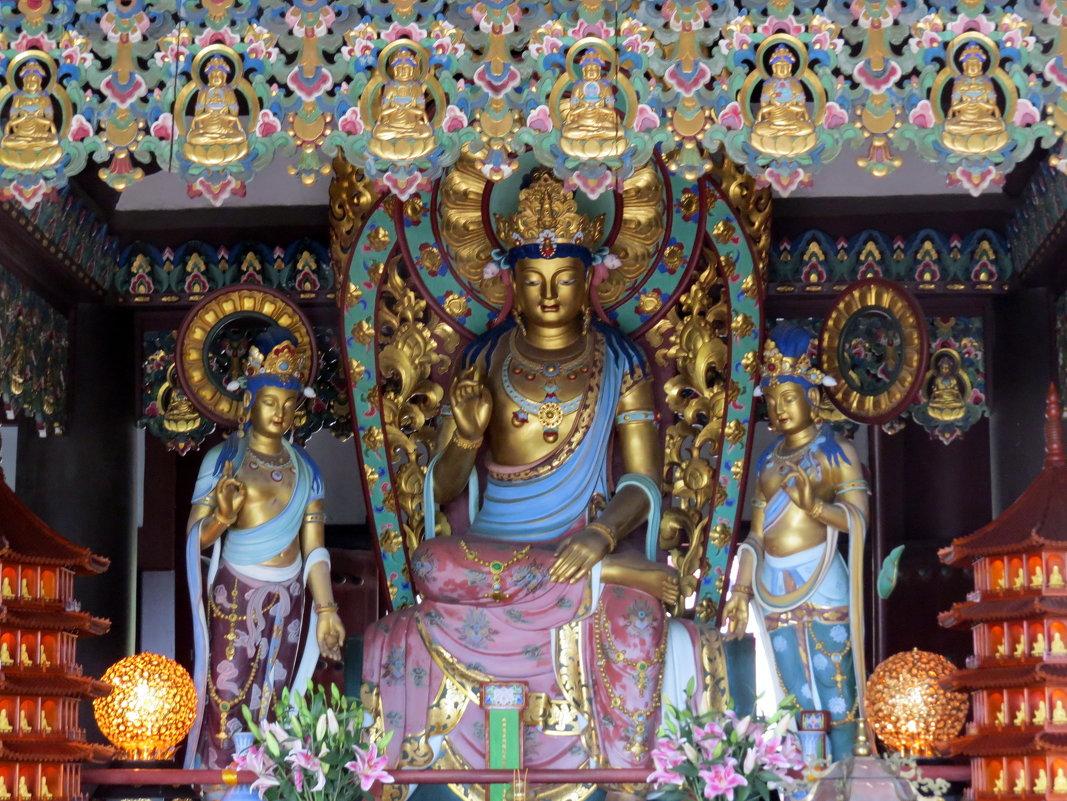 Центр Буддизма Наньшань. - Маргарита