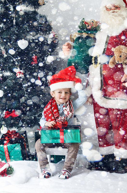 Люблю детские улыбки  - Alena Busik