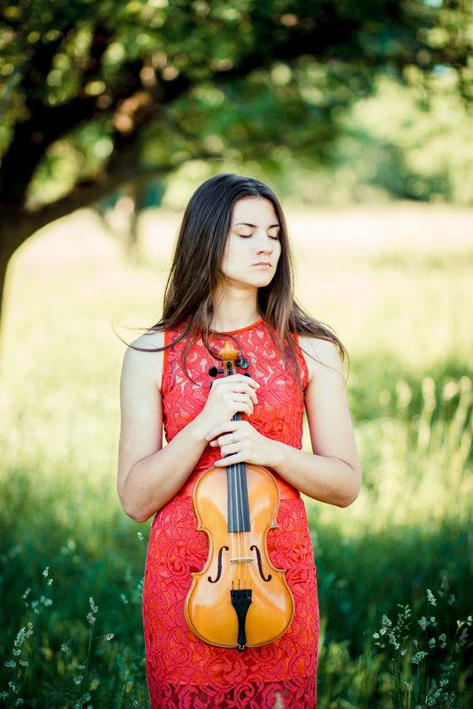 Девушка со скрипкой - Слава Наумов