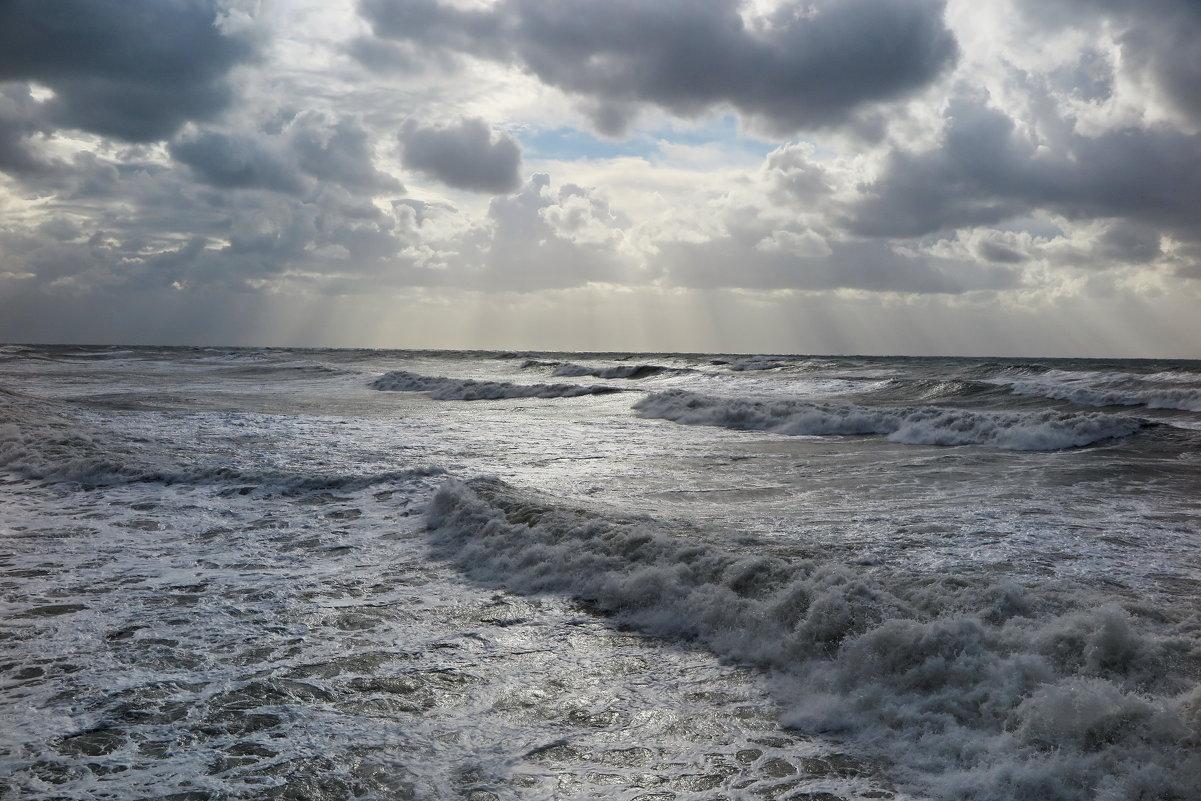 Море.Величие и красота. - Ева Такус