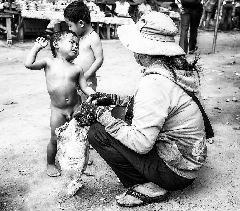 Будни Камбоджи! - Александр Вивчарик