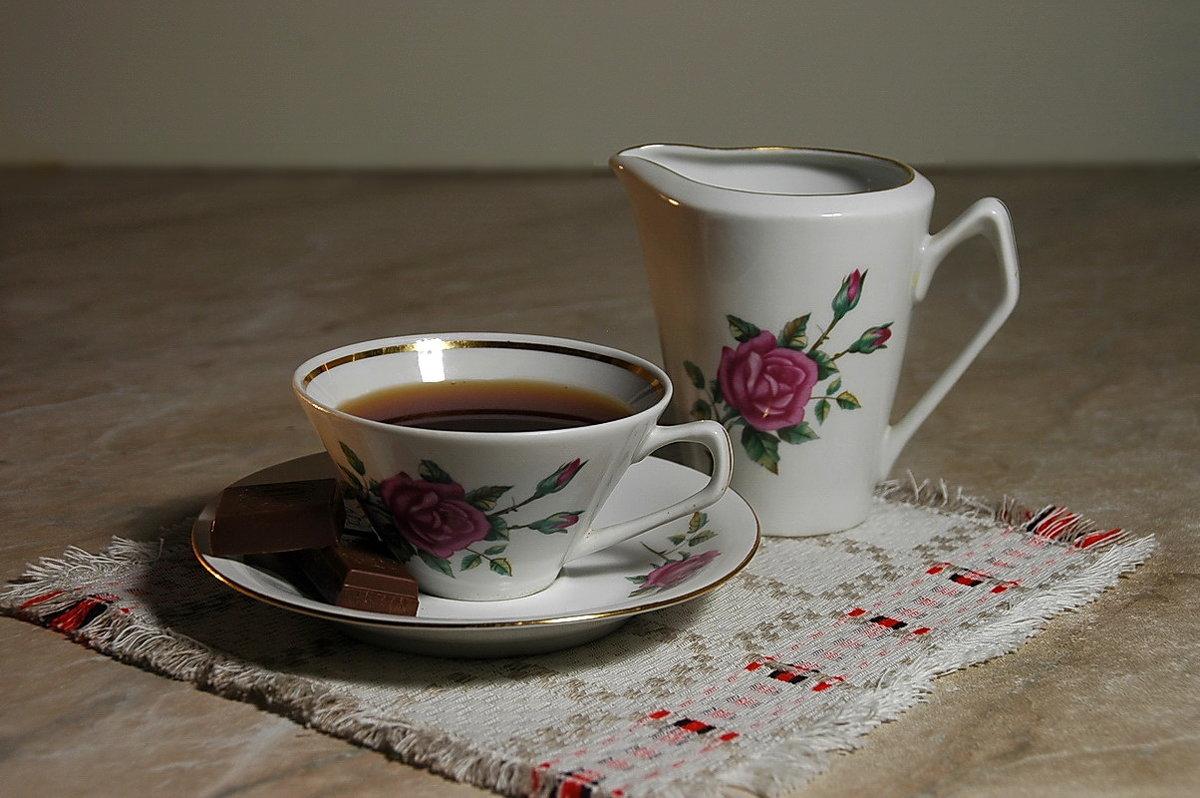Приходите ко мне в гости, я вас чаем угощу! - Елена Пономарева