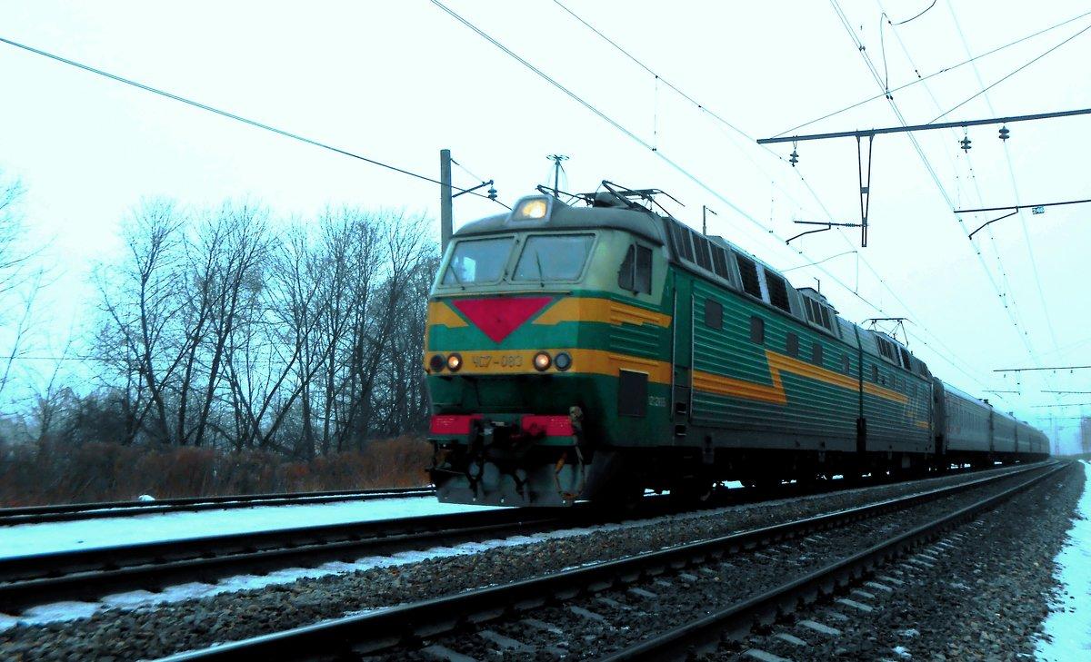 ЧС7 - 083 - Сергей Уткин