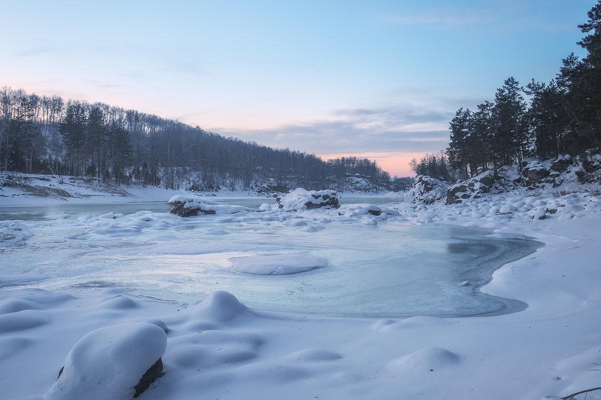 Оттенки зимы - Егор Балясов