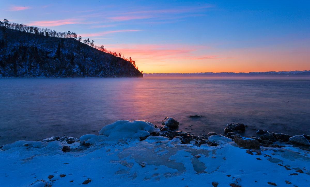 Байкальский рассвет - Анатолий Иргл