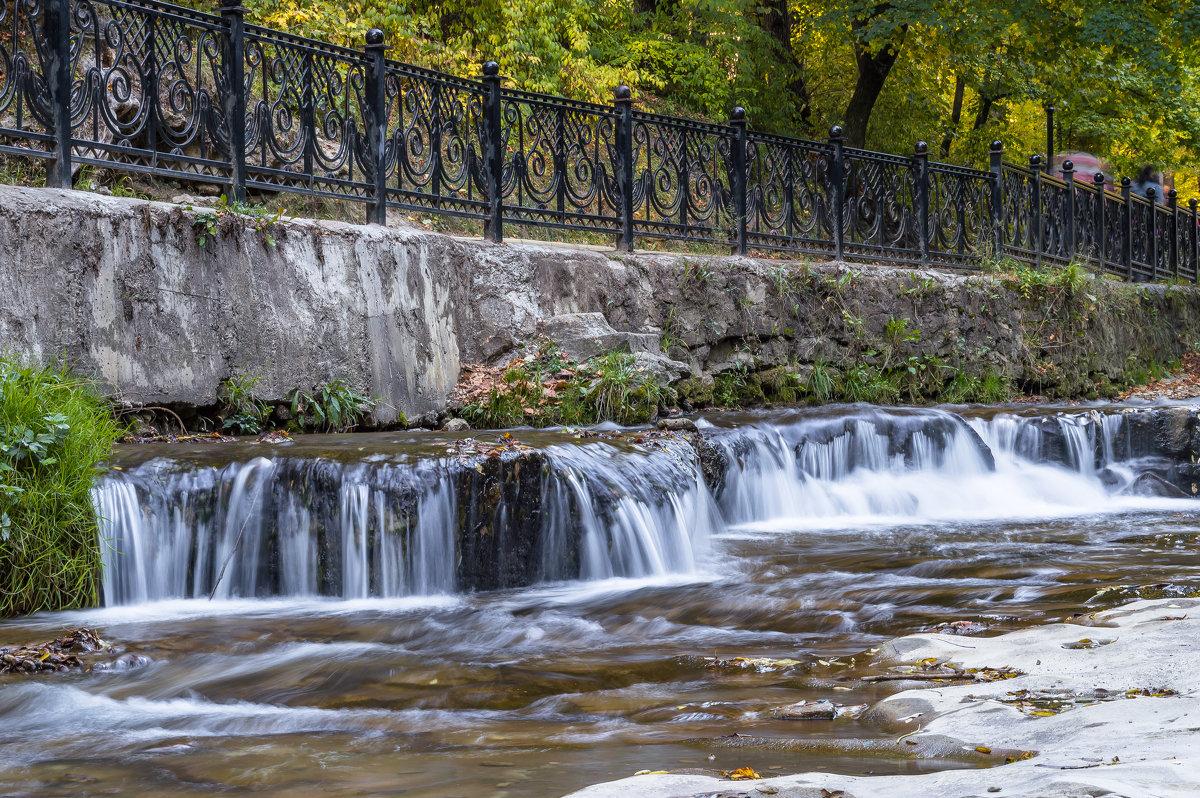 Р. Ольховка в Курортном парке Кисловодска - Екатерина Г.