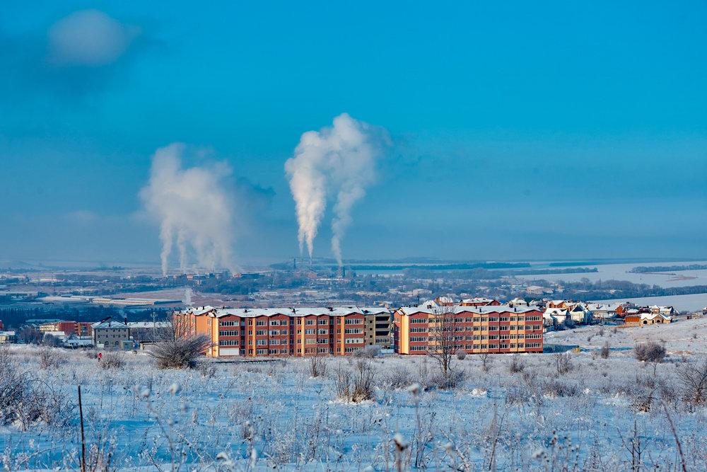 Зима - Николай Николенко