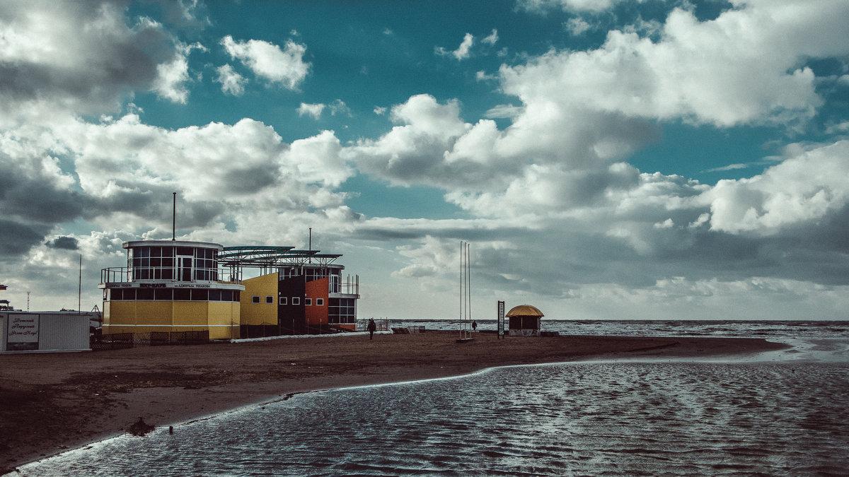 пляж - Дария Эйфория