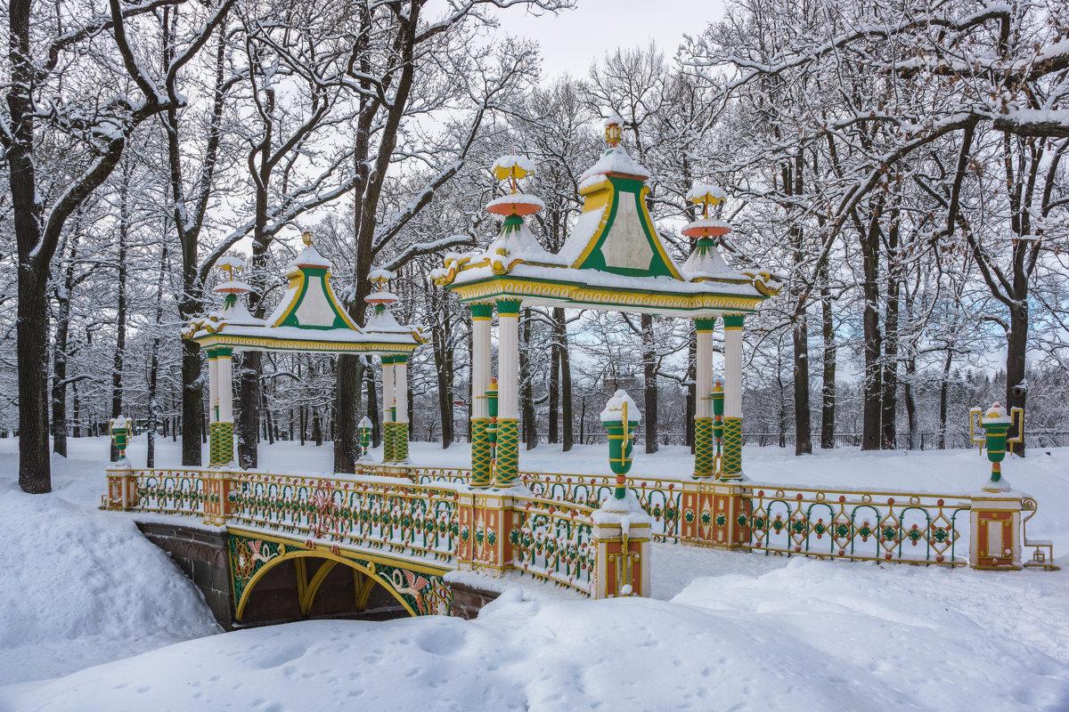 Китайский мостик (2) - Наталья Иванова