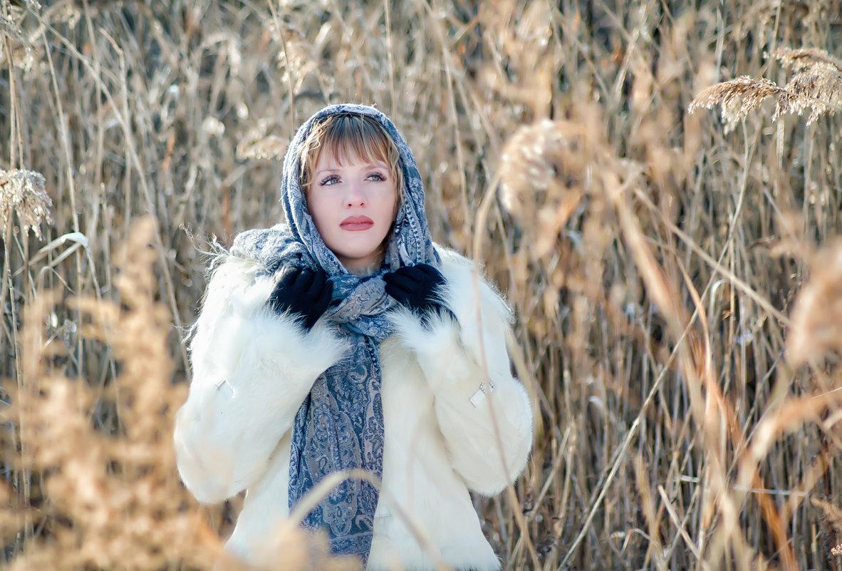 Зимняя прогулка.. - Ольга Щербакова