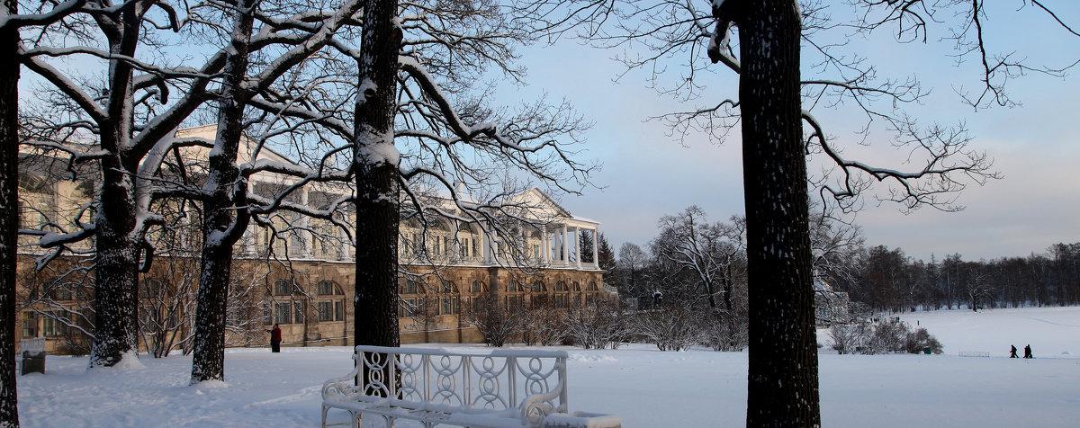 Екатерининский парк - Ирина Фирсова