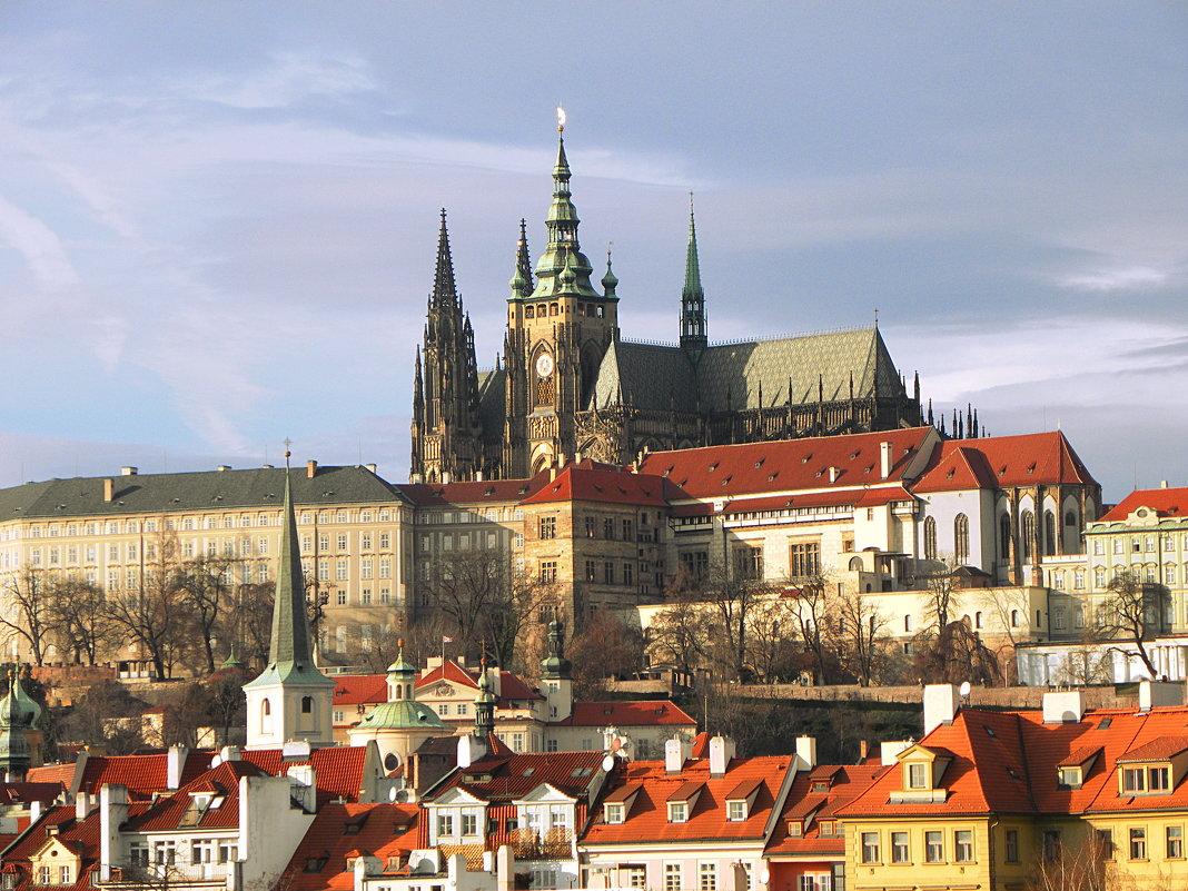 Прага - Галина