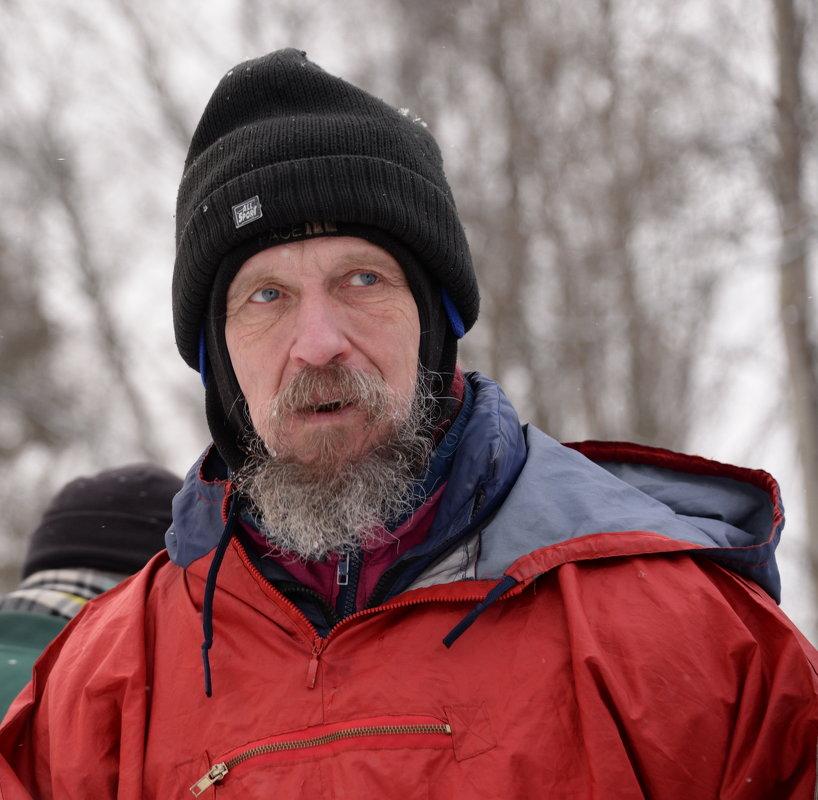 Лыжник - Владимир Брагилевский