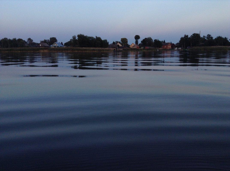 озеро - Druma Bassters