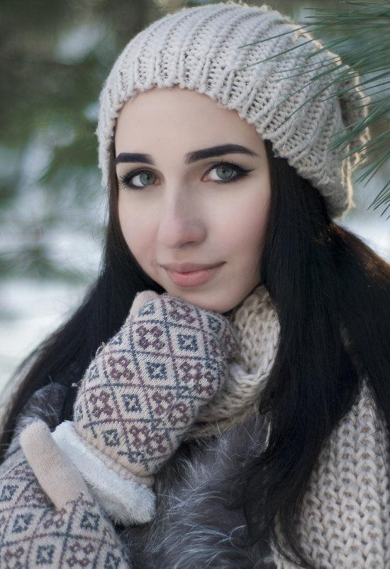 Зимняя прогулка - Екатерина Стяглий