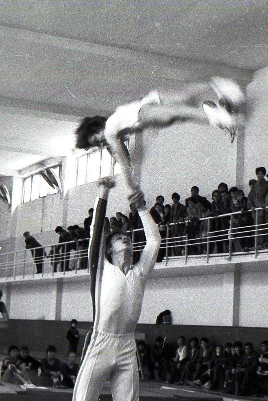 Ашхабад  (70-тые) - imants_leopolds žīgurs