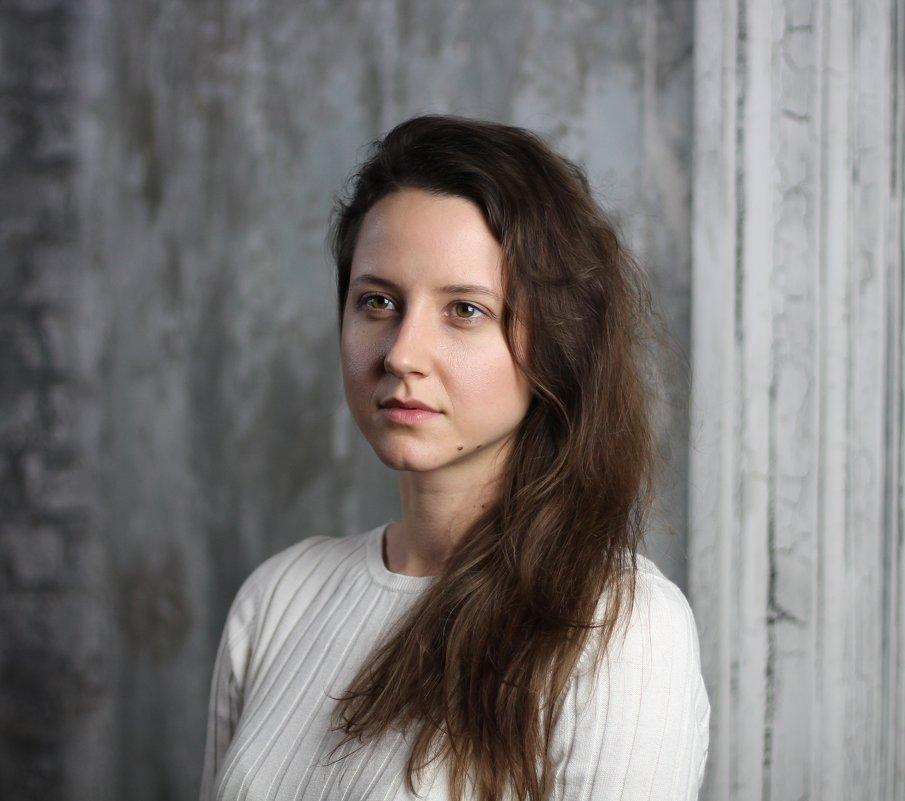 портрет - elena manas