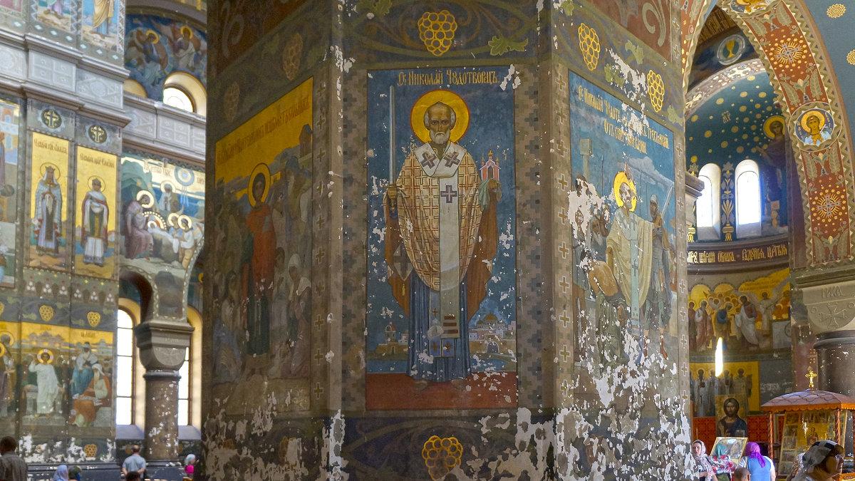 19 декабря православные отмечают День Николая Чудотворца. С праздником!!! - Elena Izotova