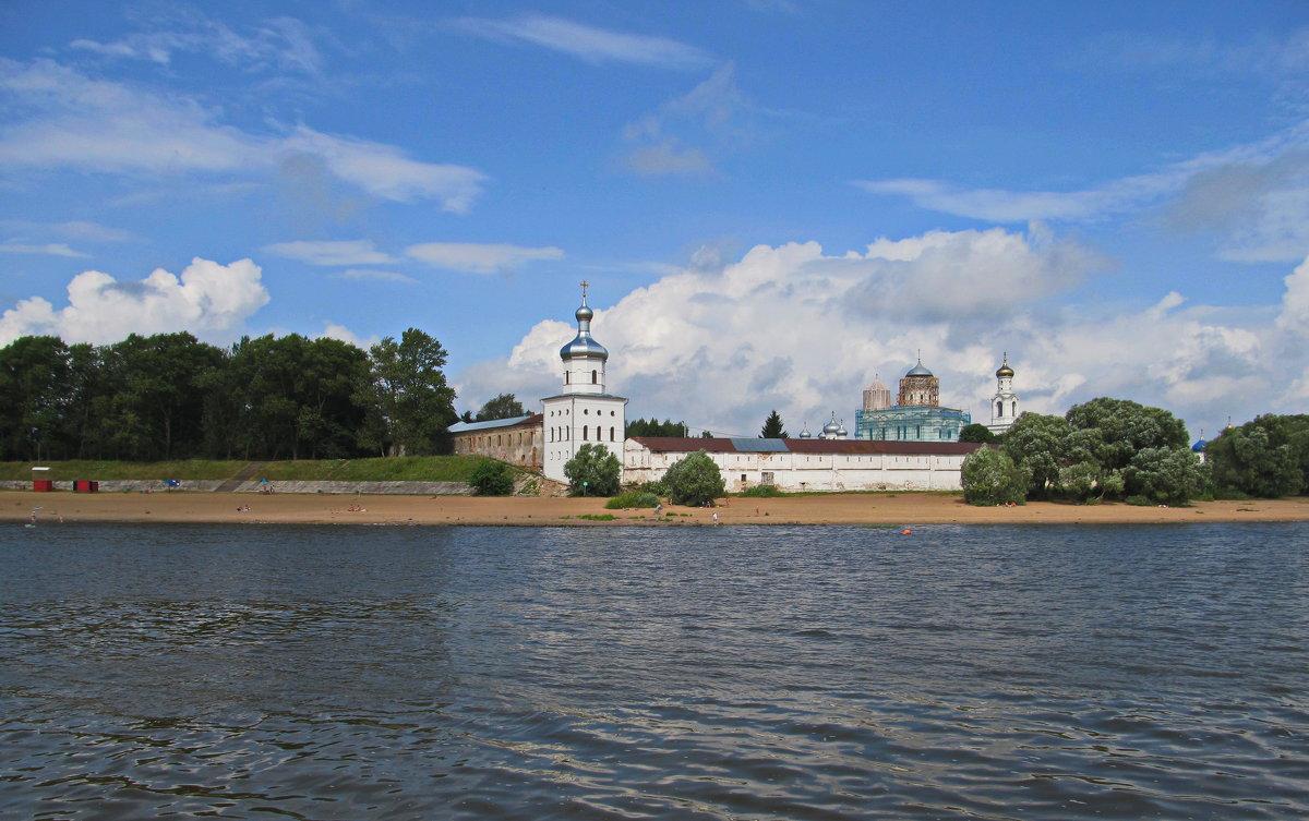 Кремль В.Новгорода - Максим Ершов