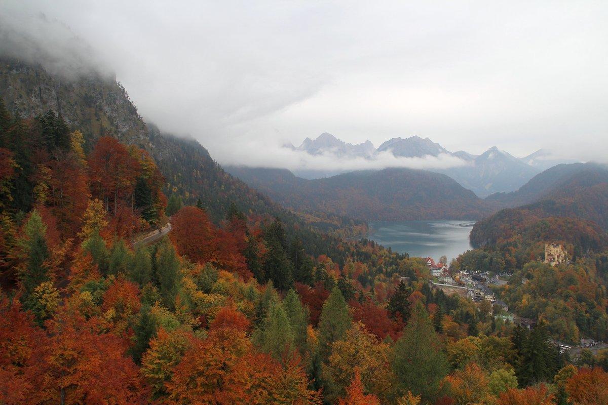 Бавария осенью - Наталья