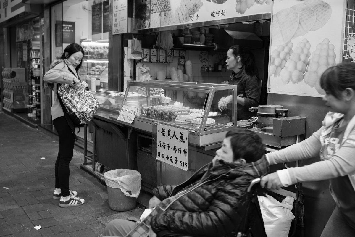 Гонконгский стрит - Sofia Rakitskaia