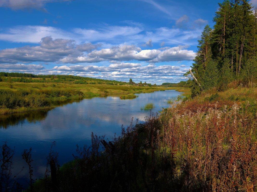 Молога река... - Sergey Gordoff