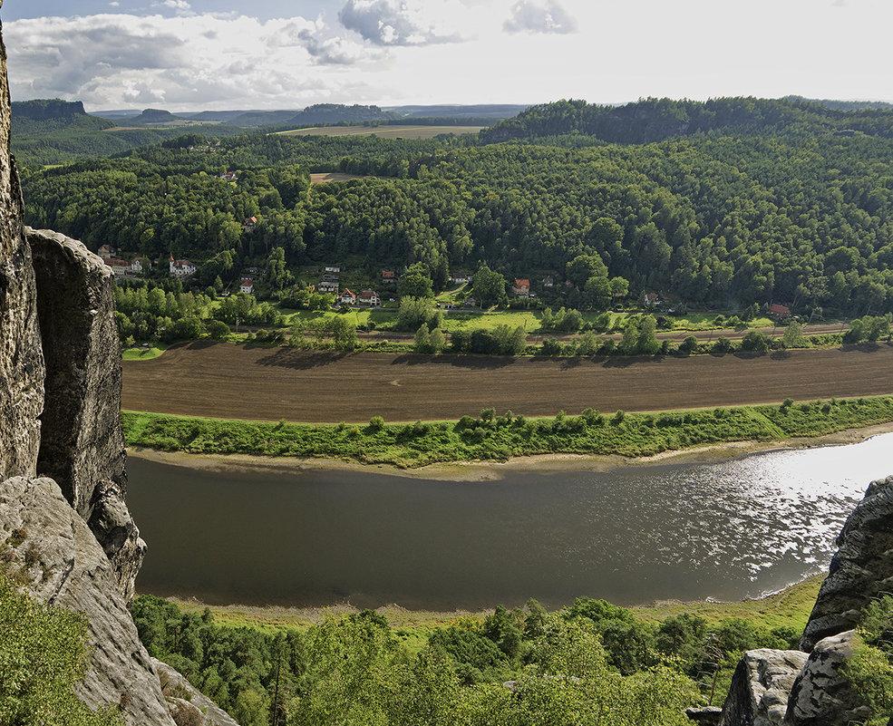 Долина реки Эльбы - Olga F