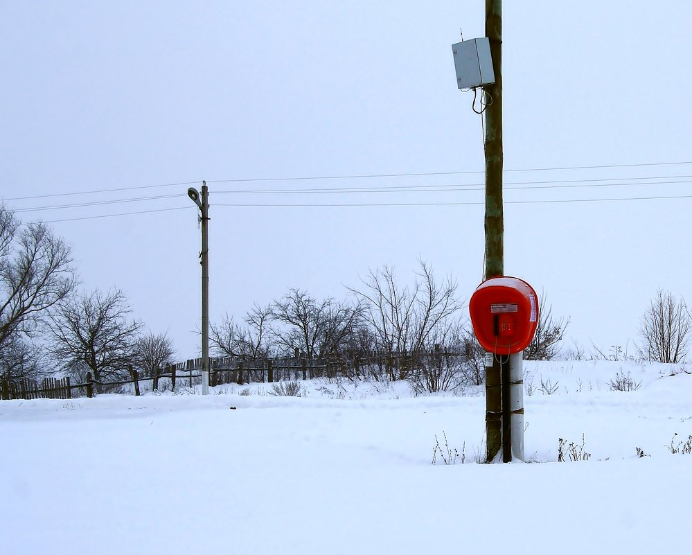 Красный телефон. - Валерия  Полещикова