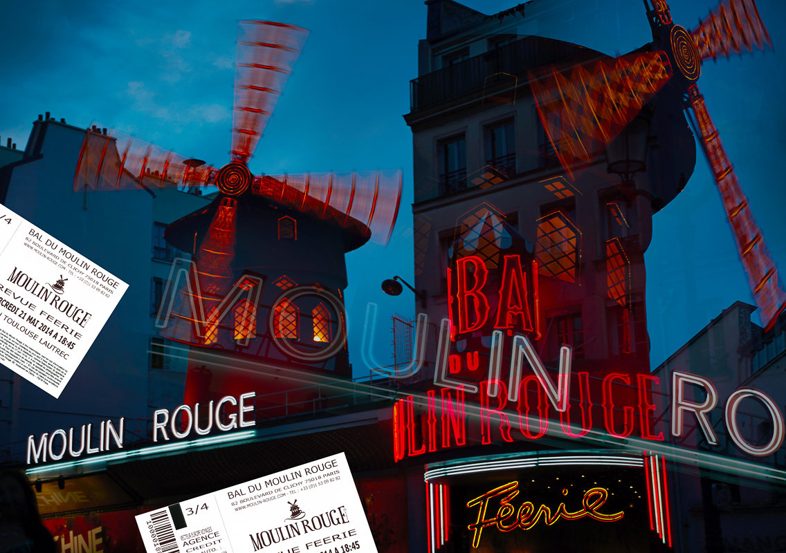 Moulin Rouge - Александр Амеличкин