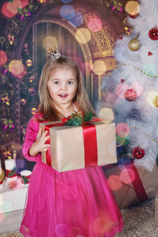 Рождественская сказка - Андрей Петроченков