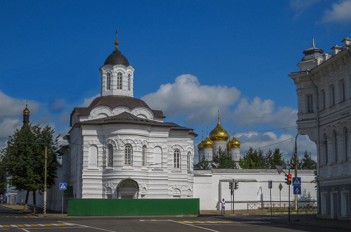 По улицам Костромы - Сергей Цветков